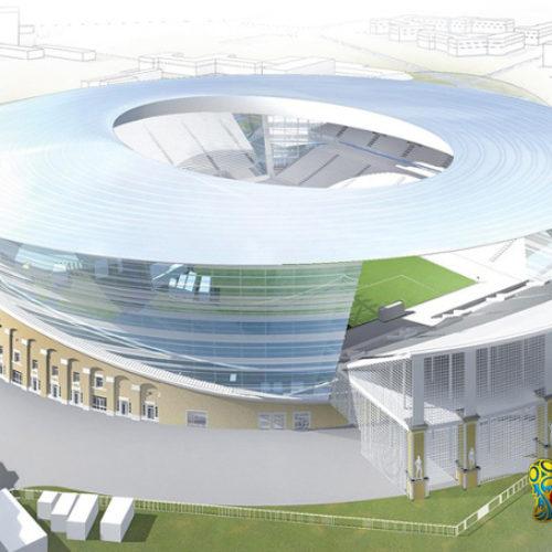 Ekaterinburg Stadium Piala Dunia 2018