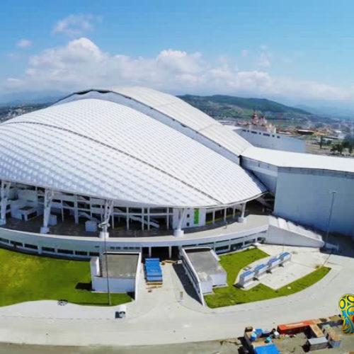 Fisht Stadium Piala Dunia 2018