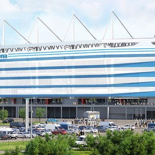 Kaliningrad Stadium Piala Dunia 2018