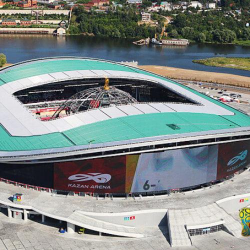 Kazan Arena Piala Dunia 2018