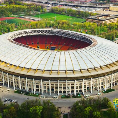 Luzhniki Stadium Piala Dunia 2018