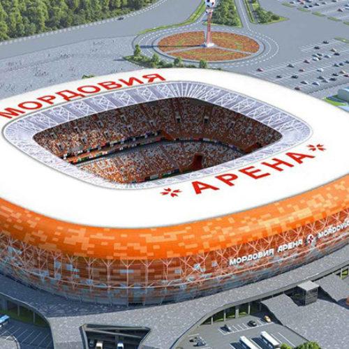 Mordovia Arena Piala Dunia 2018
