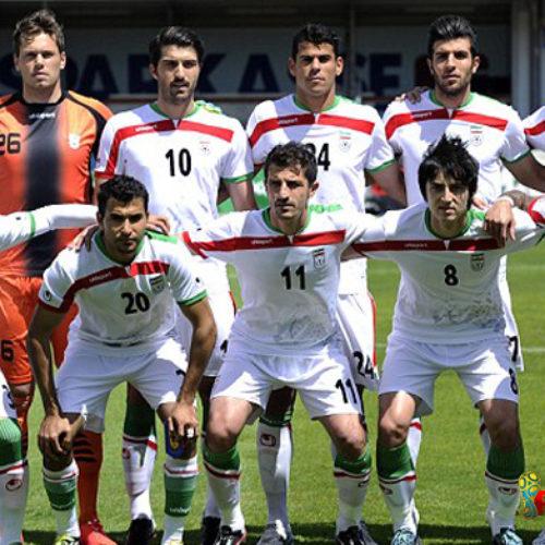 Peserta Timnas Iran Piala Dunia 2018