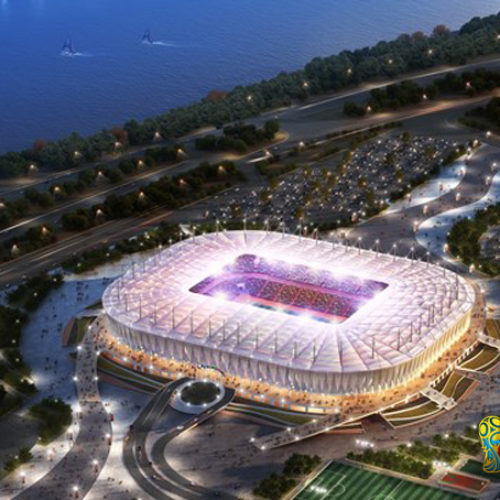 Rostov Arena Piala Dunia 2018