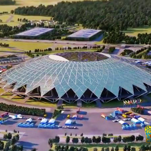 Samara Arena Piala Dunia 2018