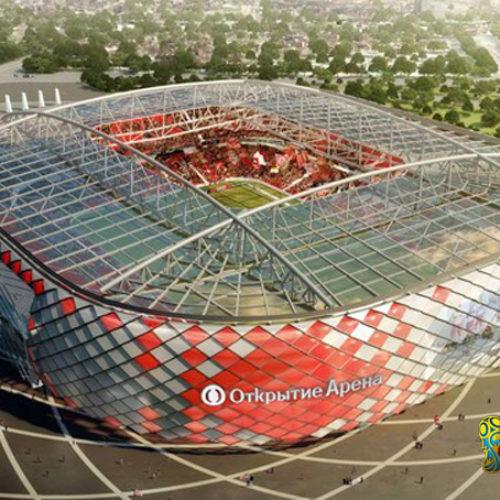 Spartak Stadium Piala Dunia 2018