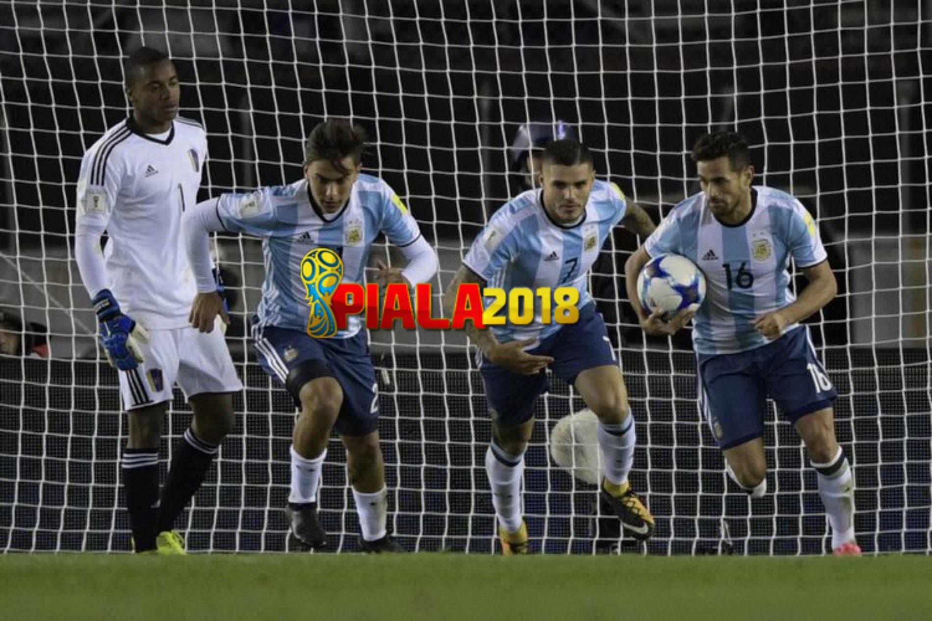 Media Mengkritik TimNas Argentina