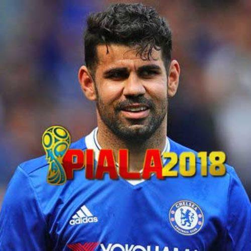 Mempunyai masalah di Club, Diego Costa Terancam Tidak hadir di Piala Dunia