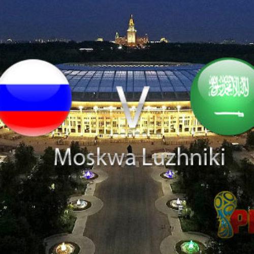 Prediksi Piala Dunia 2018 Russia VS Arab Saudi 14 Juni 2018