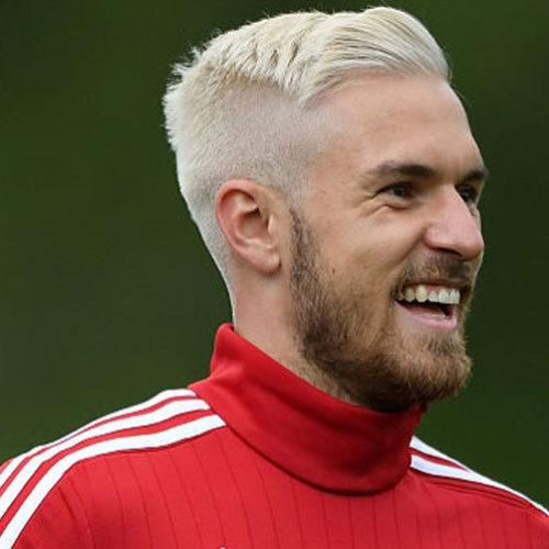 Profil Aaron James Ramsey Bandar Bola Piala Dunia 2018
