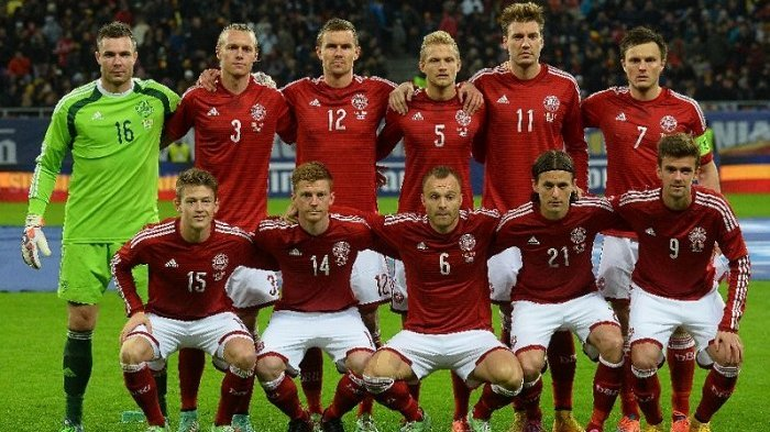 Profile Negara Denmark Piala Dunia 2018
