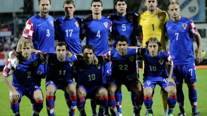 Profile Negara Kroasia Piala Dunia 2018