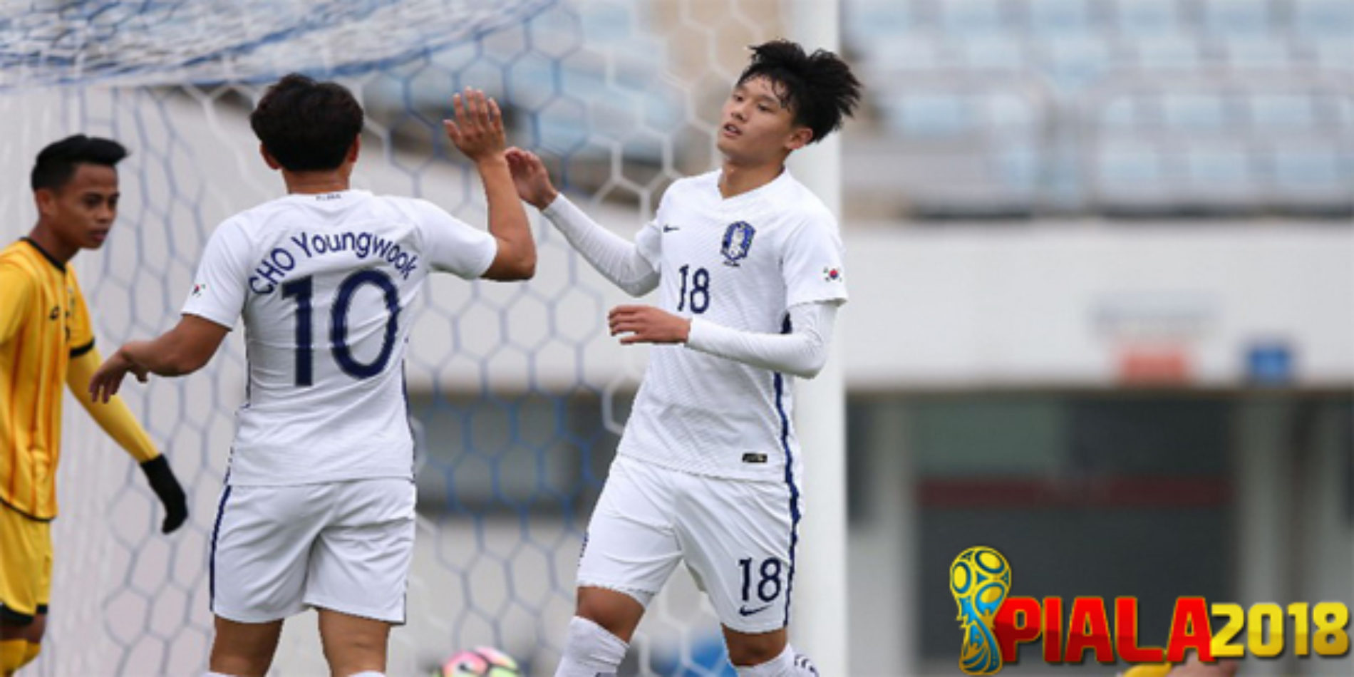 Timnas Korea Selatan Pesimis,Menjelang Piala Russia 2018