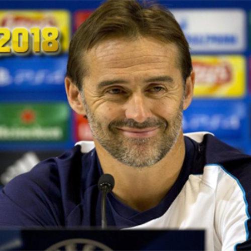 Lopetegui Belum Menentukan Striker Utama Team Spanyol