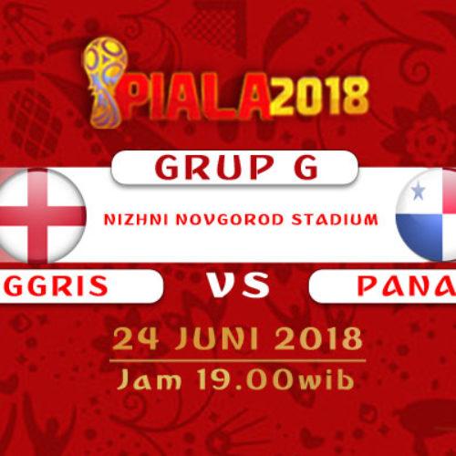 Prediksi Piala Dunia Inggris vs Panama 24 Juni 2018