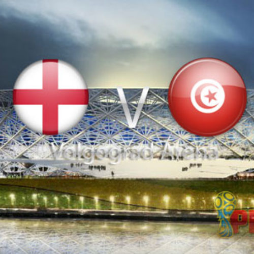 Prediksi Piala Dunia 2018 Rusia : Tunisia vs Inggris 19 Juni 2018