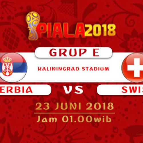 Prediksi Piala Dunia Rusia Serbia vs Swiss 23 Juni 2018