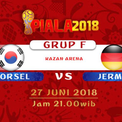 Prediksi Piala Dunia Korsel vs Jerman 27 Juni 2018