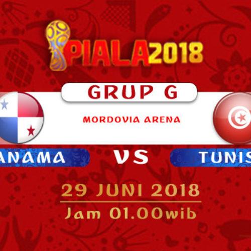 Prediksi Piala Dunia Panama vs Tunisia 29 Juni 2018